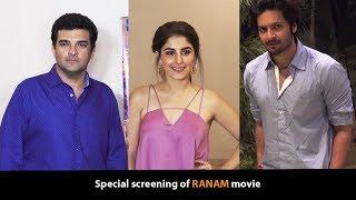 Special screening Of Ranam movie
