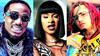 Top 100 - The Worst Hip-Hop Songs Of 2017