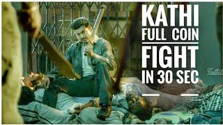 Kathi Full Coin Fight - 30 sec whatsapp status