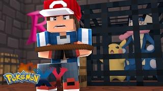 Minecraft: Pokemon X Y - ADEUS ASH, PIKACHU E GRENINJA #44