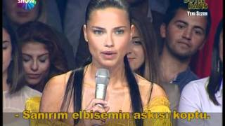 Yok böyle dans Adriana Lima