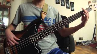Arctic Monkeys - Why'd You Only Call Me When You're High? (Bass Cover)
