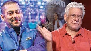 Om Puri Supports Salman Khan