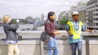 """BOYS KASA"" Kalybos london bridge innit."