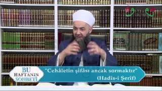 Ey Genç Kardeşim,Vicdânını Dinle ve Gel Tevbe Et ! - Cübbeli Ahmet Hoca