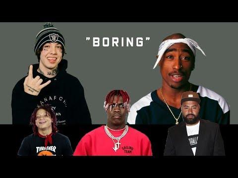 Xxx Mp4 Celebrities React To Lil Xan Calling Tupac Boring Lil Yachty Trippie Redd HOT 97 More 3gp Sex