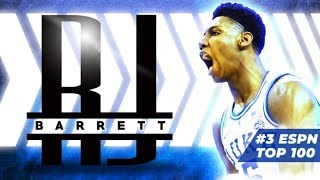 RJ Barrett will produce early and often as a scorer in the NBA | 2019 NBA Draft Scouting Report