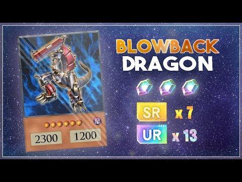 BLOW 'EM BACK, BLOWBACK DRAGON! [Yu-Gi-Oh! Duel Links]