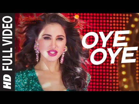 Xxx Mp4 OYE OYE Full Video Song AZHAR Emraan Hashmi Nargis Fakhri Prachi Desai DJ Chetas T Series 3gp Sex