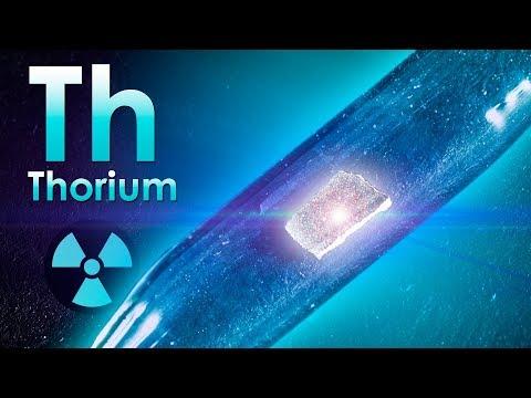 Thorium A METAL THAT NO ONE NEEDS