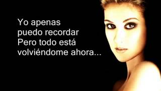 Celine Dion   It's All Coming Back To Me Now Subtitulada en español)