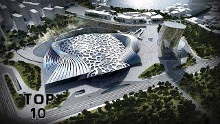 Top 10 Most Amazing Architectural Projects In World !! latest 2018 !!