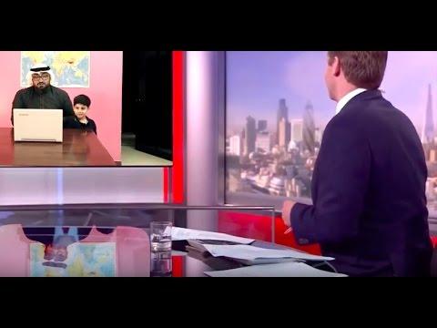 Xxx Mp4 Arab Dad Interrupted During BBC Interview 3gp Sex