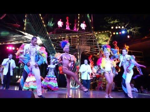 Tropicana Club Havana complete show