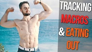 TRACKING MACROS WHEN EATING OUT | MEXICAN FOOD | Vlog