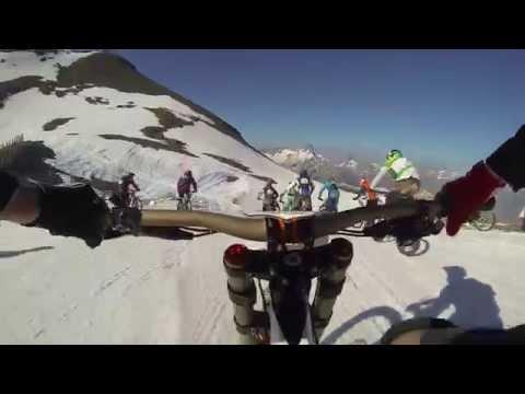 Mountain Of Hell 2013 , MOH - start & crash