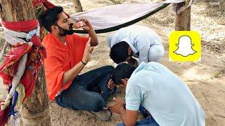 Haryanvi Sharabi vs Haryanvi Baba (हरियाणवी शराबी vs हरियाणवी बाबा)||A Video By Swadu Staff Films