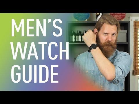 Men's Watch Guide