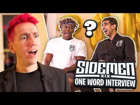 Xxx Mp4 SIDEMEN ONE WORD INTERVIEW 3gp Sex