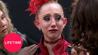 Dance Moms: Abby Insults a Candy Apples Dancer (Season 5 Flashback) | Lifetime
