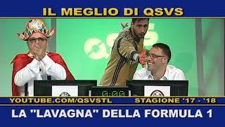 QSVS - LA LAVAGNA DELLA FORMULA 1  - TELELOMBARDIA / TOP CALCIO 24