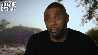 The Jungle Book | On-Set with Idris Elba 'Shere Khan' [Interview]