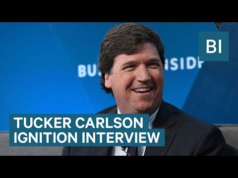 Fox News Tucker Carlson Full 2017 IGNITION Interview