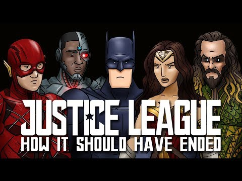 Xxx Mp4 How Justice League Should Have Ended 3gp Sex
