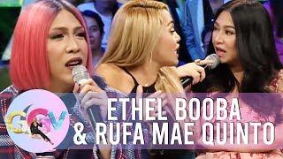 GGV: Ethel and Rufa Mae's revelation