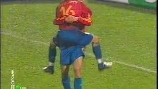 QWC 2006 Slovakia vs. Spain 1-1 (16.11.2005)