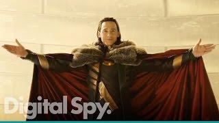 Tom Hiddleston on Loki's epic deleted scene from Thor: The Dark World
