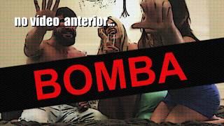 DENISE ROCHA AVALIA TAMANHOS DE PÊNIS | NA CAMA COM CASAL KAMIKAZE #4