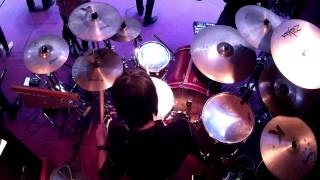 Satu Alasan - True Worshipper - Psalm21 Band (Drum Cam)