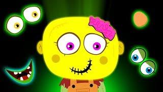 Funny Missing Face | Johny Johny Yes Papa & More Baby Songs
