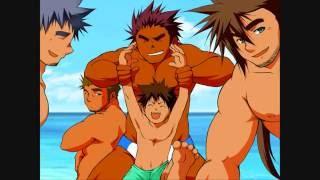 Masculine Gay Bear Bara Yaoi | Ootsuka Sora Tribute 大塚空 | Kamisama Nante Iranai 神様なんていらない