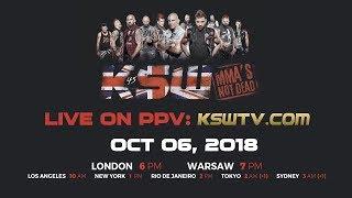 How to watch KSW Live show? - KSW TV tutorial