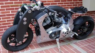 Top 10 Most Expensive Motorcycles in the World 2016