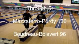 Mazzaferro-Purdy vs. Boudreau-Boisvert