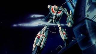 The Super Dimension Fortress Macross - Clean Intro