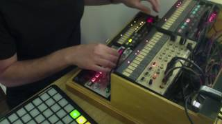 Korg Volca Beat-Bass-FM-Keys - Dark Psychedelic Live Jam Session