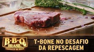 BBQ Brasil (23/04/16) - Episódio 11 - T-Bone é a carne da prova de repescagem