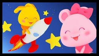 Méli et Touni - La chanson des véhicules pour les enfants - Titounis