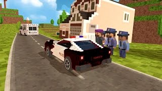 Block City Police Patrol (by TrimcoGames) Android Gameplay [HD]