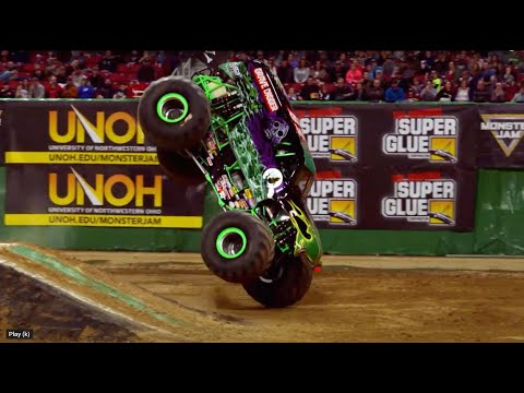 Monster Jam 2020 The Dome at America s Center St. Louis MO