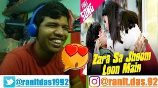 Zara Sa Jhoom Loon Main Full Song|DDLJ|Shah Rukh Khan,Kajol|Reaction & Thoughts(THROWBACK THURSDAY)