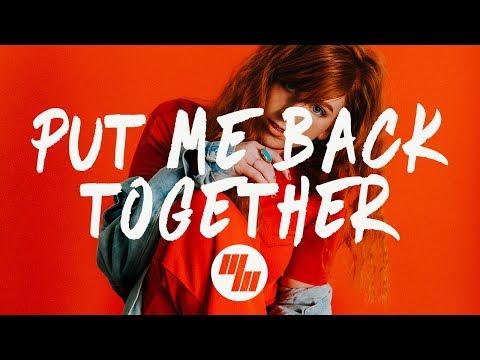 Cheat Codes - Put Me Back Together (Lyrics  Lyric Video) ft. KIIARA
