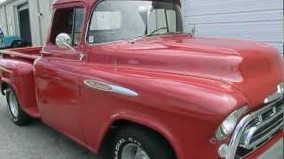 Chevy Pick Up Truck  1957 , Classic Car Import Florida USA , Auto kaufen USA - 1 -