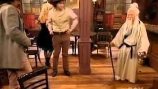 MADtv   Blind Kung Fu Master Saloon