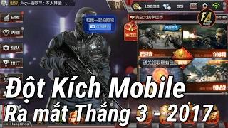 Reviews Đột Kích Mobile - CF Mobile Trước Ngày Ra Mắt Ở Việt Nam Tháng 3 - 2017 | F.A CHANNEL