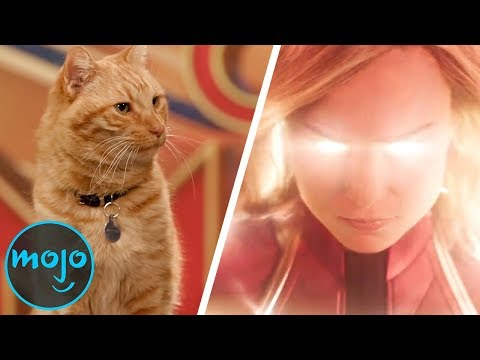 Top 10 Things You Missed in Captain Marvel